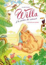 Willa et la passion des animaux T3 : La Grande caverne (0), bd chez Jungle de Modéré