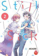 Still sick T2, manga chez Taïfu comics de Akashi