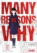 Many reasons why T1, manga chez Omaké books de Minami