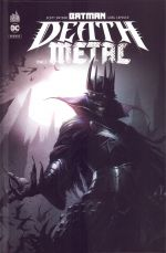 Batman Death Metal T2, comics chez Urban Comics de Williamson, Snyder, Tynion IV, Hill, Tomasi, Patrick, Rossmo, Merino, Gedeon, Capullo, Eddy Barrows, Virella, Manapul, Sampere, Plascencia, Hi-fi colour, Herring, Spicer, FCO Plascencia, Arreola, Lucas, Mattina