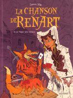 La Chanson de Renart T2 : La magie sans miracle (0), bd chez Gallimard de Sfar, Findakly