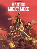 Wanted, Lucky Luke !, bd chez Dargaud de Bonhomme