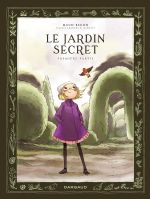 Le Jardin secret, bd chez Dargaud de Begon