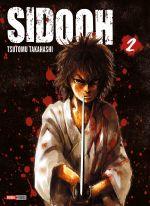 Sidooh – Réédition, T2, manga chez Panini Comics de Takahashi