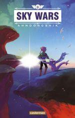 Sky wars T6, manga chez Casterman de Dongshik