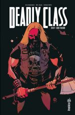 Deadly Class T9 : Bone machine  (0), comics chez Urban Comics de Remender, Craig, Boyd