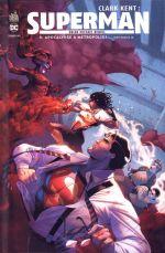 Clark Kent : Superman  T5 : Apocalypse à Métropolis ! (0), comics chez Urban Comics de Bendis, Romita Jr, Anderson, Campbell