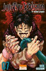 Jujutsu Kaisen T7, manga chez Ki-oon de Akutami