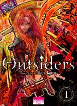Outsiders T1, manga chez Ki-oon de Kanou