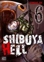 Shibuya hell T6, manga chez Pika de Hiroumi