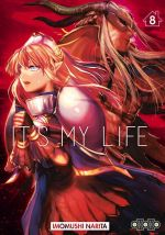 It's my life T8, manga chez Ototo de Narita