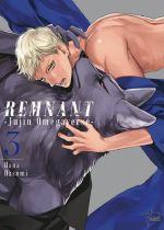 Remnant T3, manga chez Taïfu comics de Hasumi