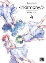Harmony T4, manga chez Pika de Project Itoh, Minato