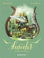 Lancelot (Gauthier/Labourot) T1 : La pierre de mémoire (0), bd chez Rue de Sèvres de Gauthier, Labourot