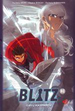 Blitz T3, manga chez Iwa de Mori, Biscay, Nishihara