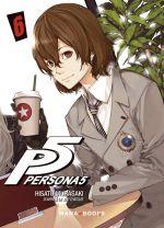 Persona 5 T6, manga chez Mana Books de Murasaki, Atlus
