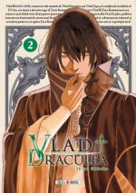 Vlad draculea T2, manga chez Soleil de Ohkubo