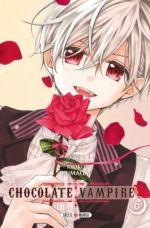 Chocolate vampire T6, manga chez Soleil de Kumagai