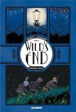 Wild's End : Premières lueurs (0), comics chez Kinaye de Abnett, Culbard