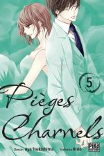 Pièges charnels T5, manga chez Pika de Ririo, Tsukishima