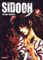 Sidooh – Réédition, T4, manga chez Panini Comics de Takahashi