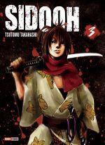Sidooh – Réédition, T3, manga chez Panini Comics de Takahashi