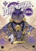 Mutafukaz 1886 T2, comics chez Ankama de Run, Hutt