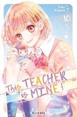 This teacher is mine  T10, manga chez Soleil de Kasumi