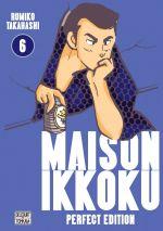 Maison Ikkoku T6, manga chez Delcourt Tonkam de Takahashi
