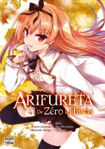 Arifureta - De zéro à héros T4, manga chez Delcourt Tonkam de Shirakome, Takayaki, RoGa