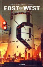 East of west T1 : Apocalypse : année un  (0), comics chez Urban Comics de Hickman, Dragotta, Martin