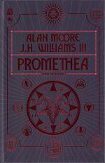 Promethea T2, comics chez Urban Comics de Moore, Williams III, Cox, Laranjeira