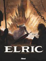Elric T4 : La cité qui rêve (0), bd chez Glénat de Blondel, Cano, Telo, Paitreau