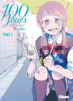 100 jours avant ta mort  T2, manga chez Glénat de Migihara