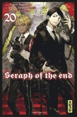 Seraph of the end  T20, manga chez Kana de Kagami, Yamamoto