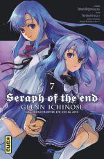 Seraph of the end - Glenn Ichinose T7, manga chez Kana de Kagami, Yamamoto