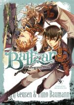Baltzar T9, manga chez Meian de Nakajima