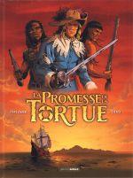 La Promesse de la Tortue T2, bd chez Bamboo de Piatzszek, Tieko, Blanchot