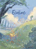 Ecoline, bd chez Bamboo de Desberg, Martinez Alanis