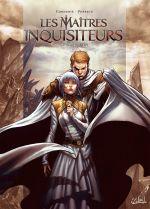 Les Maîtres inquisiteurs T16 : Talh (0), bd chez Soleil de Cordurié, Popescu, Watermark