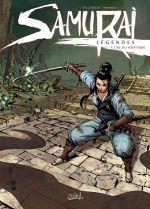 Samurai - Légendes T7 : L'Île du yokaï noir (0), bd chez Soleil de Di Giorgio, Mormile, Denoulet