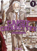 Candy & cigarettes T7, manga chez Casterman de Inoue