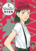 Yawara ! T3, manga chez Kana de Urasawa
