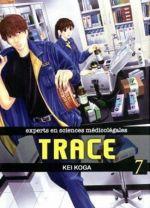 Trace T7, manga chez Komikku éditions de Koga