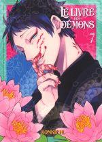 Le livre des démons T7, manga chez Komikku éditions de Konkichi