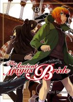 The ancient magus bride  T13, manga chez Komikku éditions de Yamazaki