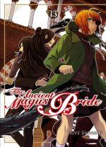 The ancient magus bride  T13, manga chez Komikku éditions de Yamazaki