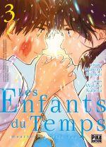 Les enfants du temps T3, manga chez Pika de Shinkai, Kubota