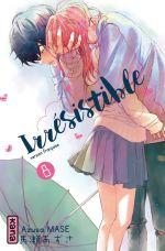 Irrésistible T8, manga chez Kana de Mase
