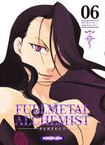 Fullmetal Alchemist – Perfect, T6, manga chez Kurokawa de Arakawa
